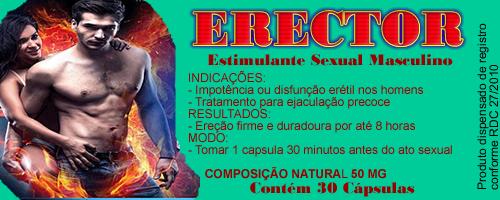 Estimulante Sexual erector 50 mg